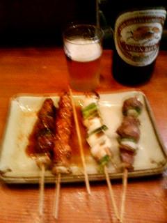 仁川で自棄酒