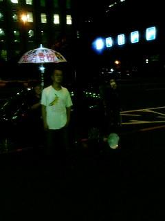 関西電力東京支店前